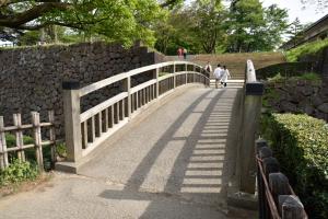 金沢城・極楽橋