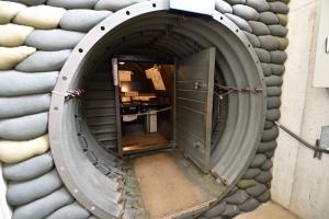 自衛隊広報センター・地下指揮所