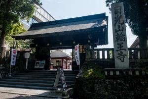 輪王寺・黒門