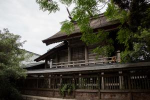 長浜神社・本殿