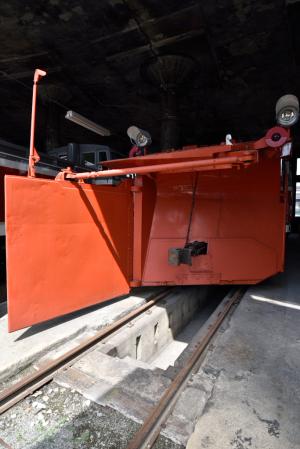 DD15形ディーゼル機関車