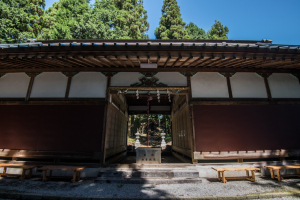 山宮浅間神社・籠屋