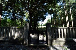 山宮浅間神社・遥拝所