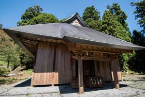 村山浅間神社・大日堂