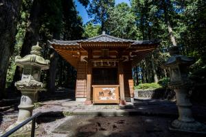 村山浅間神社・氏神社
