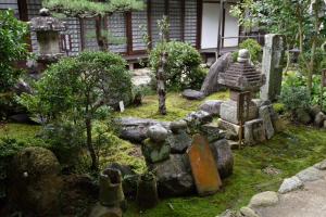 飛鳥寺・中庭
