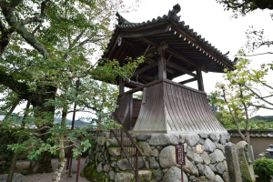 飛鳥寺・鐘楼