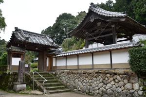 大野寺・入り口