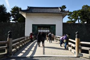 二条城・本丸櫓門