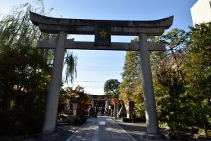 晴明神社・入り口
