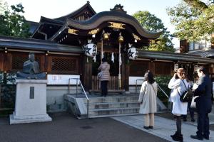 晴明神社・拝殿