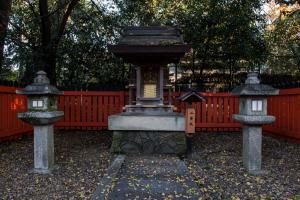 下鴨神社・印納社