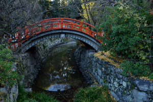 下鴨神社・橋