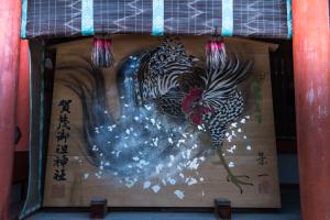 下鴨神社・楼門の絵馬