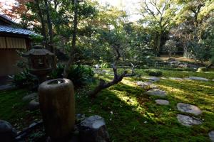 旧三井家下鴨別邸・庭