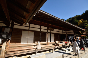 銀閣寺・方丈