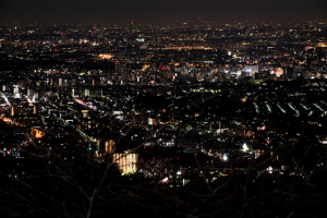 高尾山・夜景