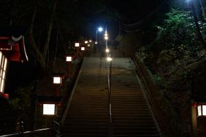 高尾山・男坂