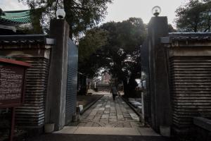 湯島聖堂・西門