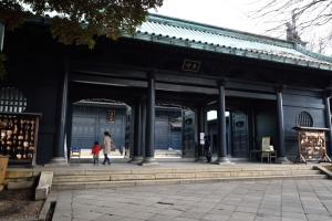 湯島聖堂・杏壇門
