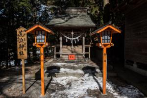 新倉山浅間公園・荒浜神社