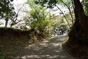 滝山城・中ノ丸