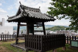 臼杵城・時鐘櫓跡