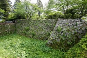 臼杵城・空堀