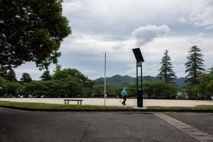 臼杵城・二ノ丸跡