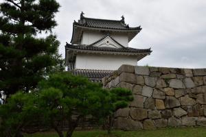 明石城・巽櫓