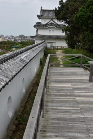明石城・坤櫓