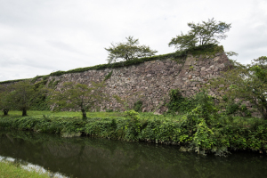 篠山城・内堀