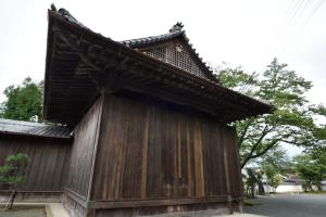 春日神社・能舞台
