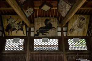 春日神社・絵馬殿