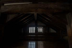 姫路城・天守内部・2階、破風の間