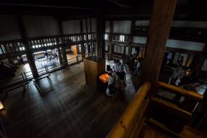 姫路城・天守内部・3階