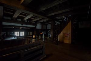 姫路城・天守内部・5階
