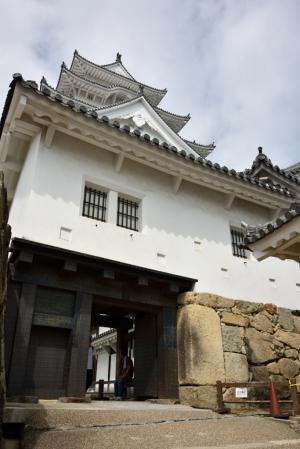 姫路城・備前門