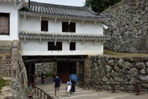 姫路城・ぬノ門
