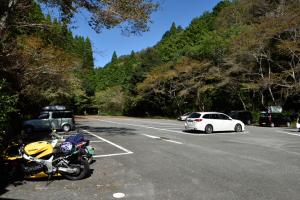 大多喜城駐車場