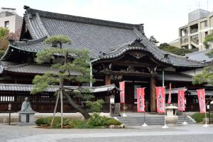泉岳寺・本堂