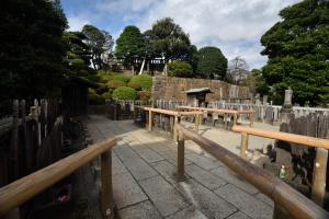 泉岳寺・赤穂浪士墓所