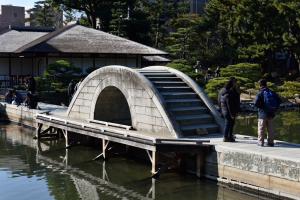 縮景園・跨虹橋