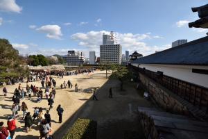 広島城・二ノ丸