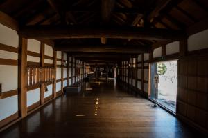 広島城・多門櫓内部