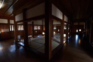 広島城・平櫓内部