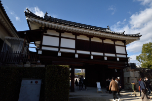 広島城・表御門