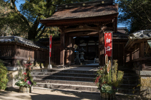 吉香神社・社殿