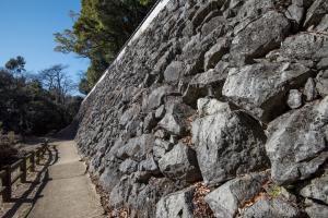 岩国城・本丸の石垣