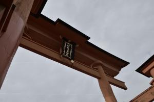 厳島神社・大鳥居